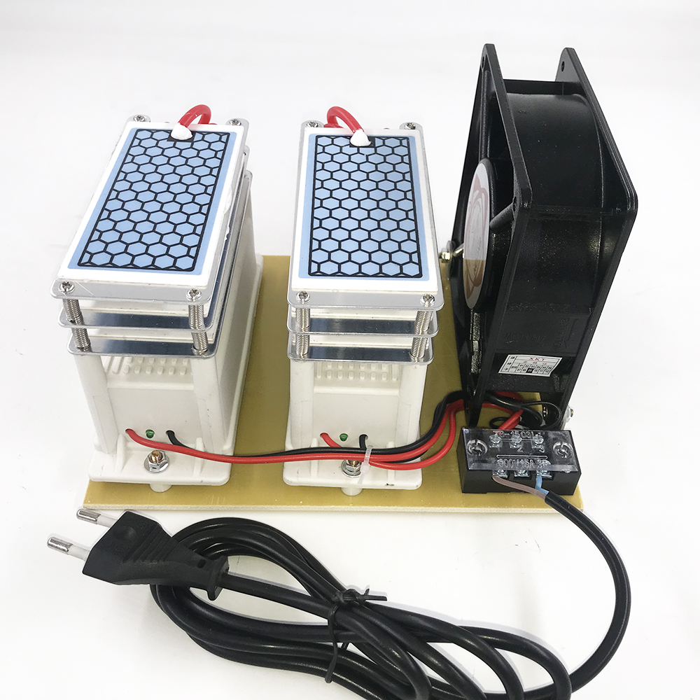 220V 30g ozone generator ozonizer air purifier machine sanitizer disinfection