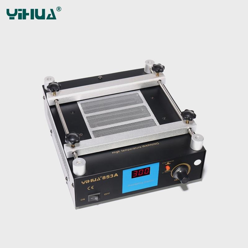 YIHUA 853A BGA digitális kijelző állandó hőmérsékletű - Hegesztő felszerelések - Fénykép 2