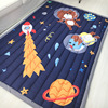 Kids Baby Play Mats 200 150CM 100 Cotton Square Toys Carpets Rugs Baby Game Mat Crawling