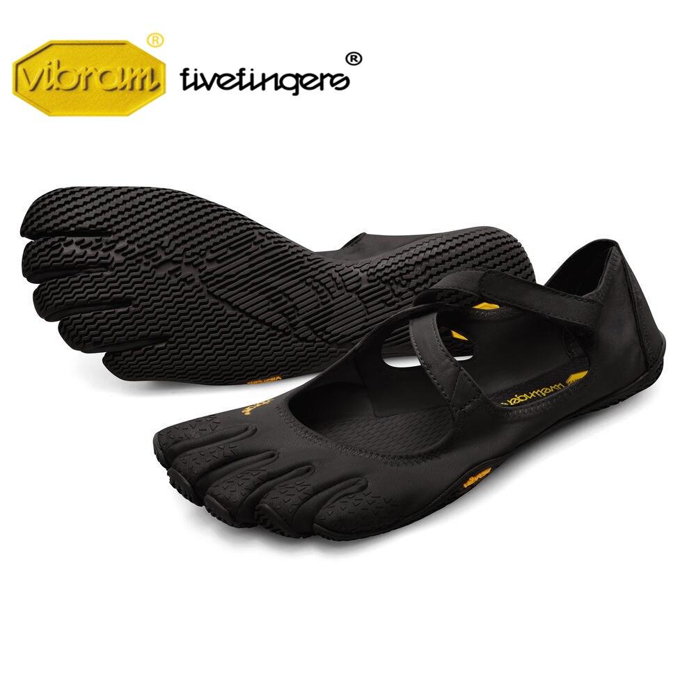 Vibram Fivefingers v soul mujer Zapatillas antideslizantes resistente al desgaste cinco dedos interior entrenamiento Yoga danza pilates zapatos