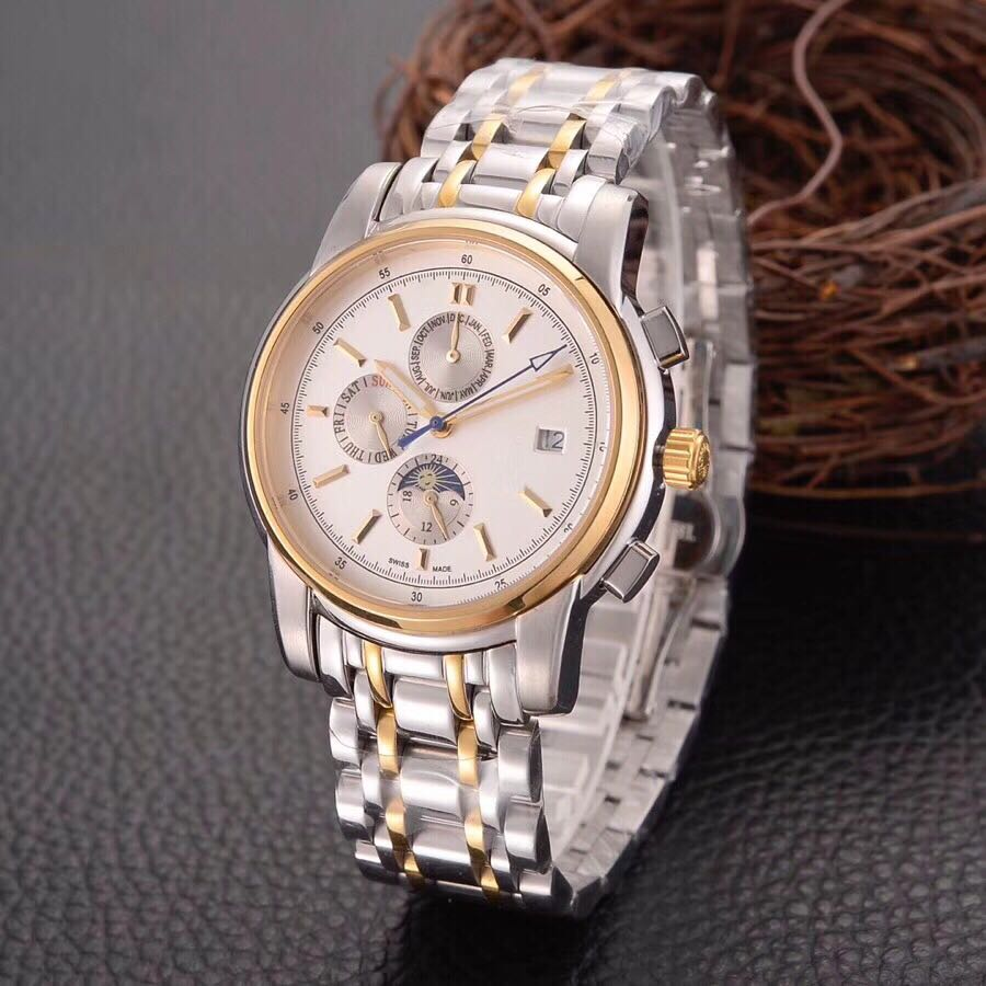 где купить WC0830 Mens Watches Top Brand Runway Luxury European Design Automatic Mechanical Watch дешево