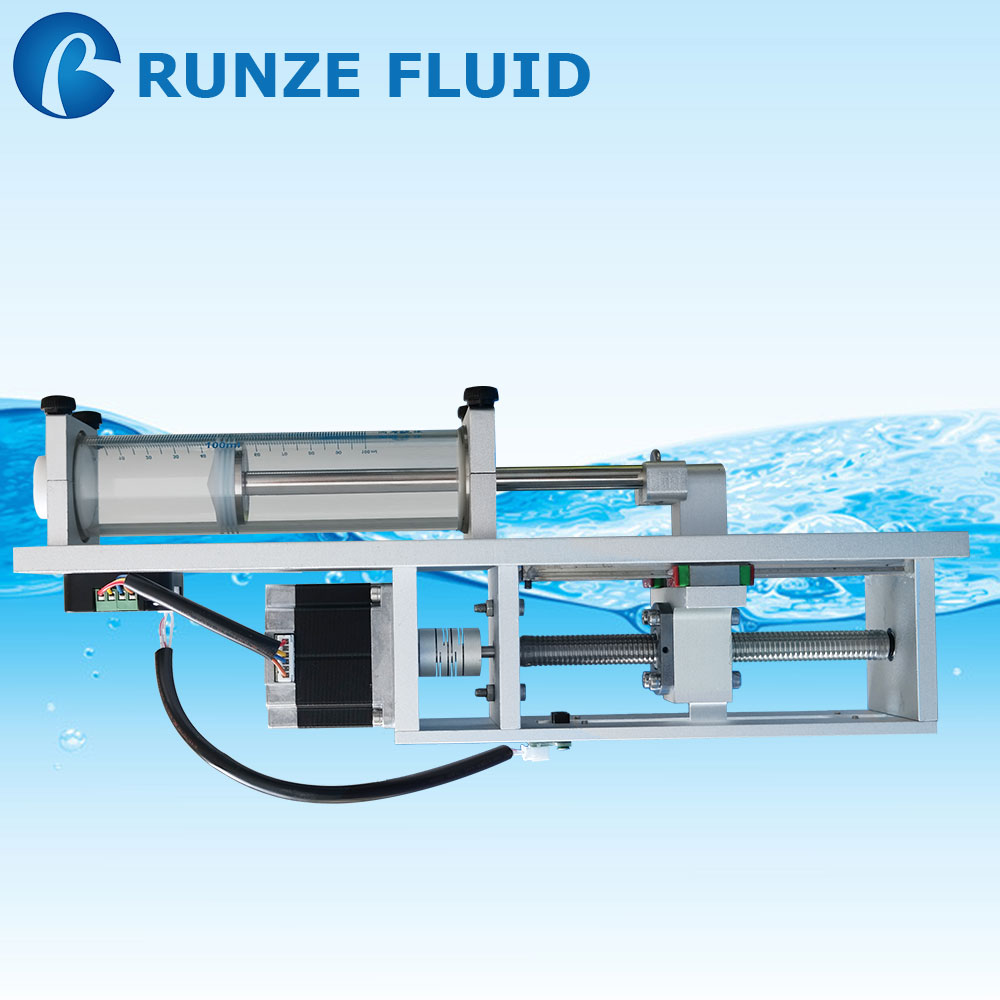 High Reliability Injection Syringe Pump for Automation System raheja dev g design for reliability