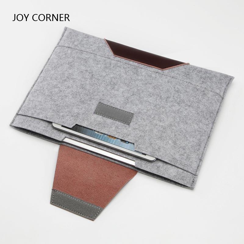 Office File Document Bag Felt For Documents A Case For Documents organizer JOY CORNER STORE
