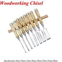 Деревянная стамеска для работы с деревом долото плоская лопатка