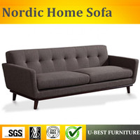 U BEST Modern Simple Sofa Set Design,Living room coffee 3 seater sofa chair casual living room cafe