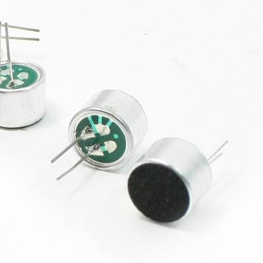 Novi vrući prodajni 10 PCS 9,7 mm x 7 mm 2-pinski MIC kapsulski - Prijenosni audio i video - Foto 2