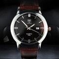 Reloj de pulsera reloj de los hombres relojes yazole 2017 top famosa marca de lujo hombre reloj relogio masculino reloj de cuarzo para hombre hodinky