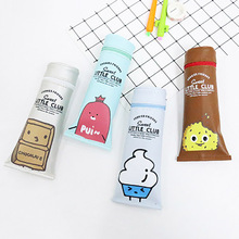 1PCS korean stationery Cute Kawaii Pencil Caases Creative school pencil case Box office&school supplies cases for girls