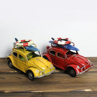 New Car Model Toys Germany Volkswagen Beetle Diecast Metal Pull Back Car Toy Diecasts Toy Vehicles