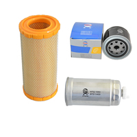 Car Engine Air Filter Oil Filter Fuel Filter for IVECO Turin 2.5TDI Diesel 97210428 97301841 97211400