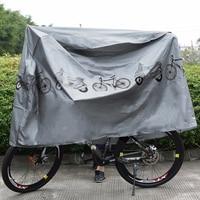 Impermeabile Mountain Bike Copertura Bicicletta UV Protezione Antipolvere Coperchio di Protezione MTB Moto Accessori Per Biciclette 200x110 cm