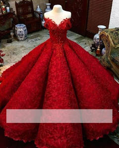 Top 10 Cheap Red Ball Gown List