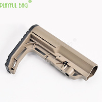 PB Playful bag Nylon MFT rear butt butt water bullet gun accessories blaster BD556 MK18 CAA/MFT/CTR tactics T28
