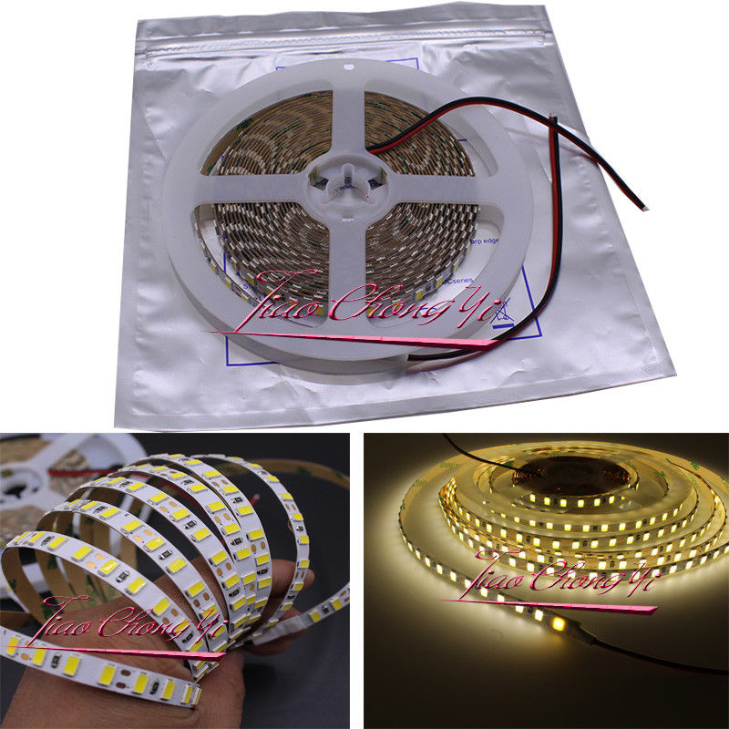 Rapture 5m 600led 120led/m 5630 Led Flexible Strip Dc12v Neutral White Super Bright Ip20 High Quality And Inexpensive Lights & Lighting