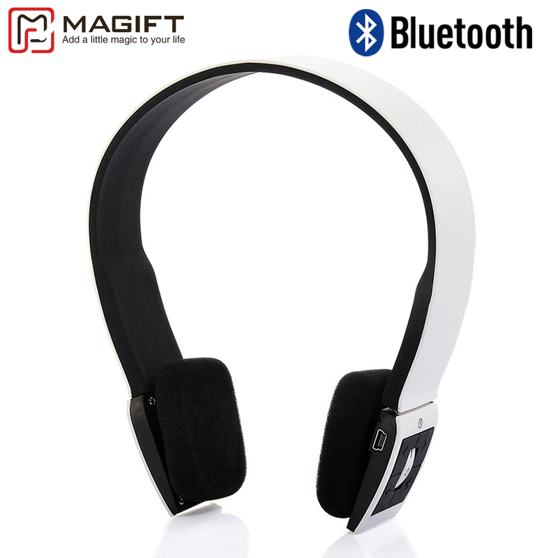 Ultra Light  Wireless Bluetooth Stereo Headphones Earphone Headset with Microphone for Android Smartphone iPhone7 6 6S Tablet PC remax 2 in1 mini bluetooth 4 0 headphones usb car charger dock wireless car headset bluetooth earphone for iphone 7 6s android