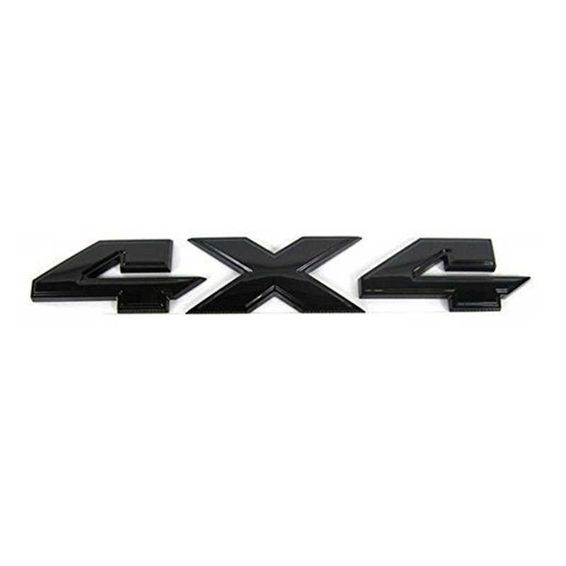 1 conjunto de emblema para dodge ram 1500 4x4 mopar adesivo placa de identificação preto parte prática emblema mais recente útil adesivos de carro