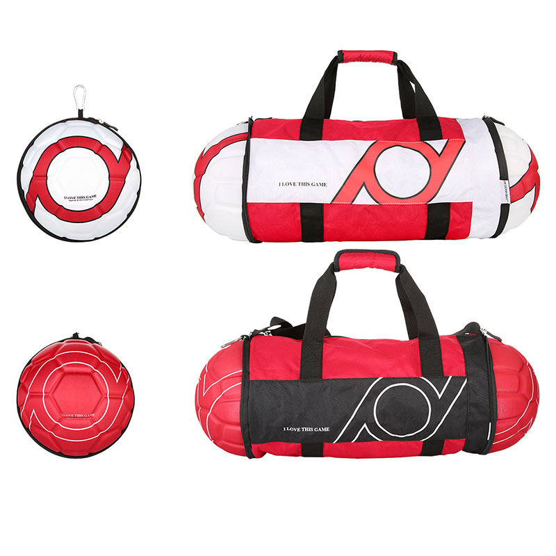 Beautiful 2018 Unisex Football Shape Gym Duffel Bag For Home Outdoor Sport Travel Vacation Als88