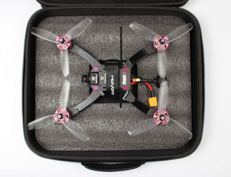 Holybro Kopis 1 FPV Quadcopter RC Racing Drone Dron Helicopter 5mm Arm w/ F4 5.8G 40CH Dshot1200 RunCam Swift 600TVL Cam PNP BNF