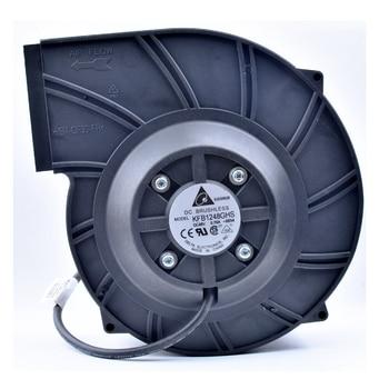 Brand new original Delta KFB1248GHS 180x170x80mm 18cm DC48V 0.76A Centrifugal turbo blower communication equipment cooling fan