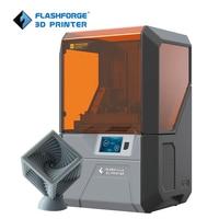 Flashforge Hunter DLP УФ принтеров смолы 3d принтер с 500 г серый стандартный Смола бесплатно