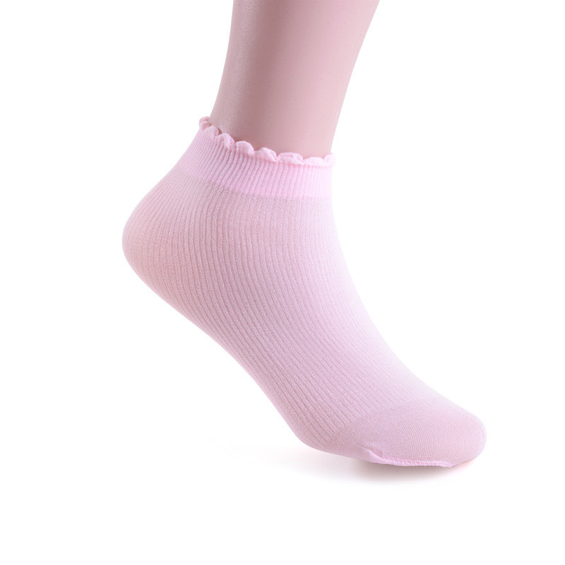 20 Pairs/Lot Girls Socks for Children Kids Mesh Style Baby Girl Socks with Elastic Candy Colors Summer Wholesale 6