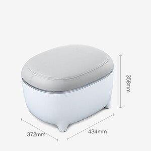 Image 5 - Youpin Momoda ขนาดเล็กสตูลเท้าอุ่นสตูล Massager 2 In 1 สามขั้นตอนเท้านวดหมอนร้อน  การบีบอัดอุ่นฟุต