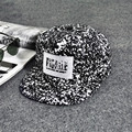 Shocking Show Fashion Embroidery Snapback Boy Hiphop Hat Adjustable Baseball Cap Unisex