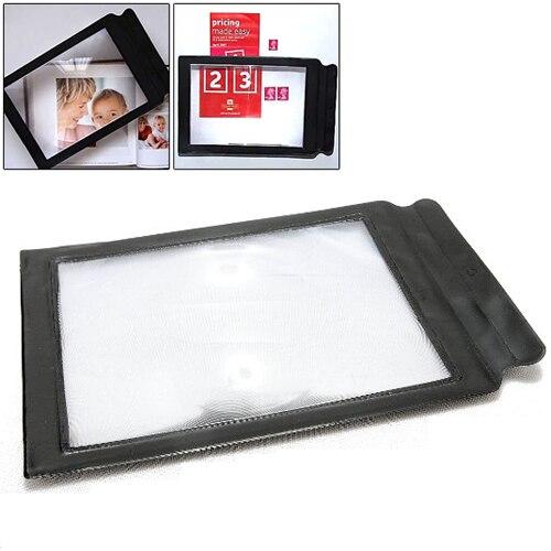 EWS Sheet Magnifier 270(l)x195(w)mm # Including p & p*