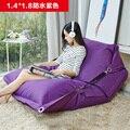 Beanbag sofá mobília da sala de estar moderna cadeira do saco de feijão sofás para sala de estar de moda lazer novo do saco de feijão sofás
