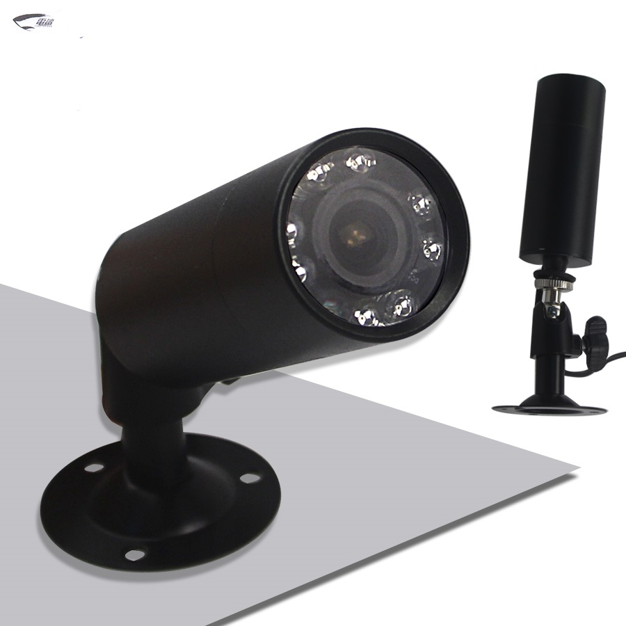 mini bullet cctv security camera sony effio ccd 800tvl 3 6mm lens night vision home surveillance. Black Bedroom Furniture Sets. Home Design Ideas