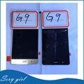 Original Novo 5.2 ''Display LCD Completa + Touch Screen Digitador Assembléia para huawei p9 lite/g9 lite preto/ouro com frete ferramentas