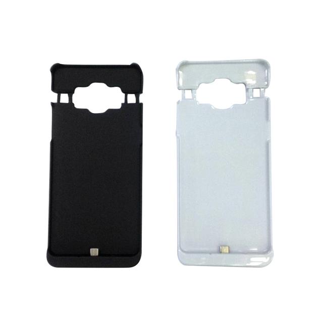 Para samsung galaxy a5 a5000 caja de batería recargable cargador de batería externo portable 3200 mah banco de la energía del teléfono casos