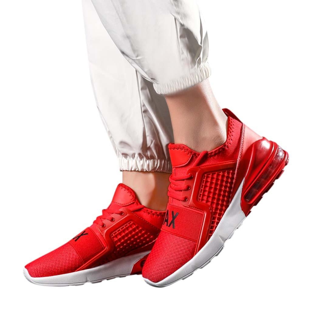 D'air red Course De green Coussin Décontracté Grande Taille Fond white Jaycosin Tissé Espadrilles Chaussures Black Sneakers Haute Mar26 Sport Élastique Hommes 0m8ONwnv
