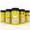 24pcs Male original Elasun funny cute cartoon minions condoms pleasure long condones latex condom lubricantion sex toys for man