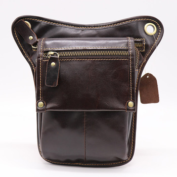5d1f39dbc8c5 Find prices Genuine Leather Belt Bag for Male Casual Small Bag for Phone  Leisure Waist Packs