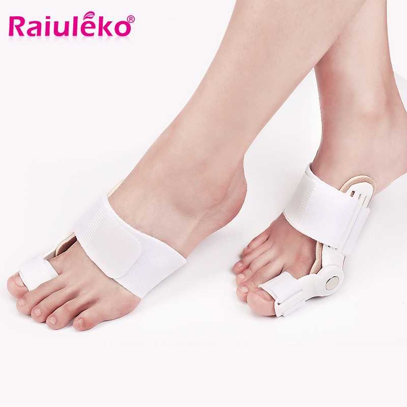 Grote Bot Toe Bunion Splint Straightener Corrector Foot Care Pain Relief Hallux Valgus Orthopedische Levert Bretels Ondersteunt