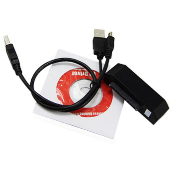 20PCS For Microsoft Xbox 360 for Xbox360 game console Slim thin machine hard drive cable contains USB cable and CD