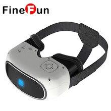 FFun Immersive VR BOX 5 Inch Quad Core 1GB RAM 8GB ROM Bluetooth 4.0 Virtual Reality 3D Glasses with 5000mAh Battery