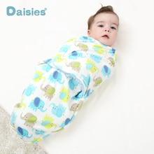 diapers Swaddleme summer font b organic b font cotton infant parisarc newborn thin baby wrap envelope