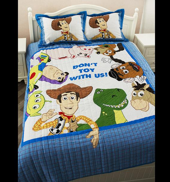 Popular Toy Story Quilt-Buy Cheap Toy Story Quilt lots ...