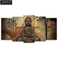 Zhui Star 5d Diy Diamond Embroidery Buddha Multi Picture Combination Diamond Painting Cross Stitch Rhinestone Mosaic
