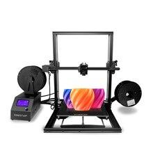 ZONESTAR новейший большой размер дополнительно один двойной экструдер Автоматическое Смешивание супер база с открытым исходным кодом Полностью Собранный цветной 3d принтер