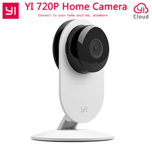 [Internation] Xiaomi YI Home IP Camera HD 720P Wifi Wireless Baby monitor Night Vision CCTV Camera Video Webcam Motion Detection