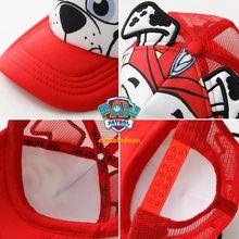 2019 Genuine PAW Patrol Cotton Cute Children's Hats Caps Headgear Chapeau Puppy Print Party hat Kids Birthday Gift children toy