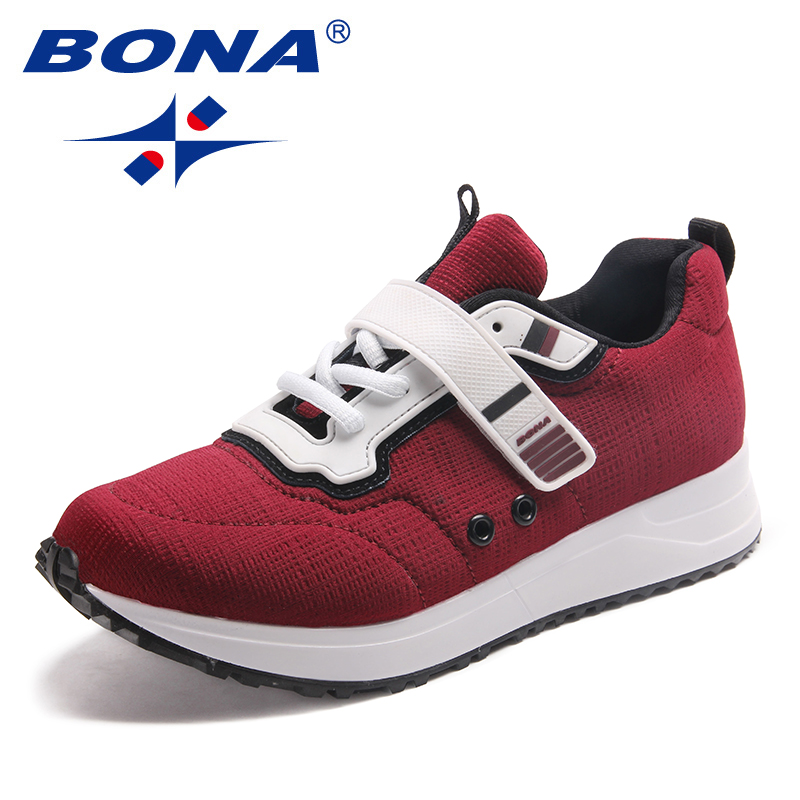 BONA New Arrival Classics Style Women Running Shoes Outdoor Jogging Sneakers Mesh Women Athletic Shoes Soft