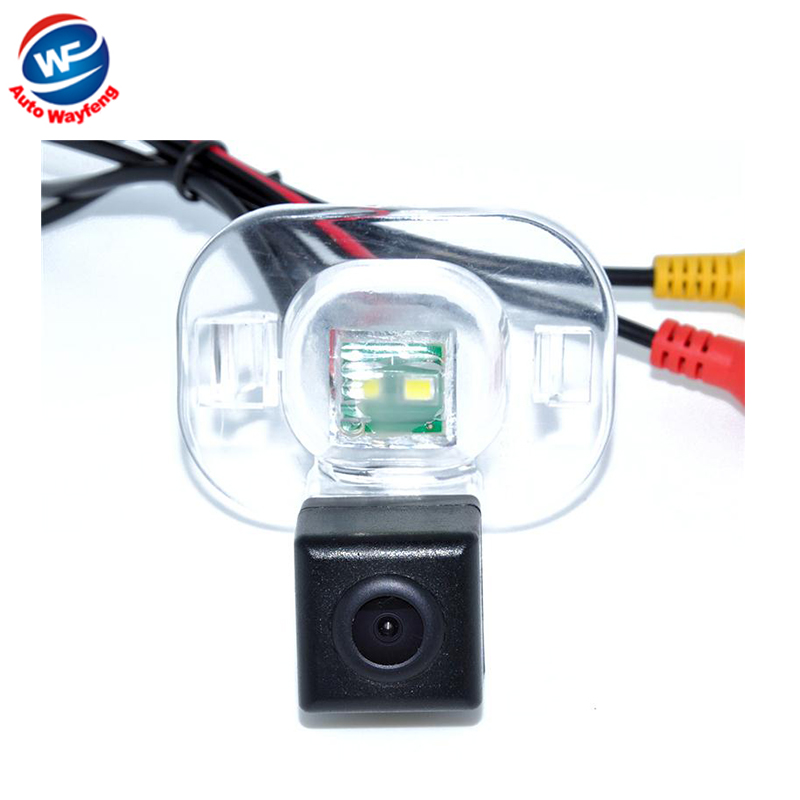 Factory Selling HD CCD Car Rearview Camera for KIA FORTE car waterproof rear view camera Free Shipping