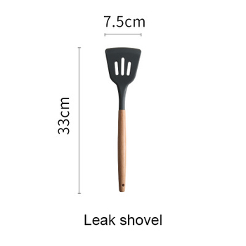 leak shovel