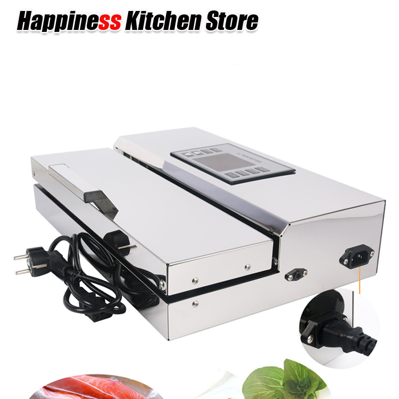 Semi-commercial Vacuum Preservation Sealer Food Saver Machine Vacuum Packer CE