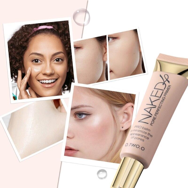 O.TWO.O Professional Make Up Base Foundation Primer Makeup Cream Sunscreen Moist