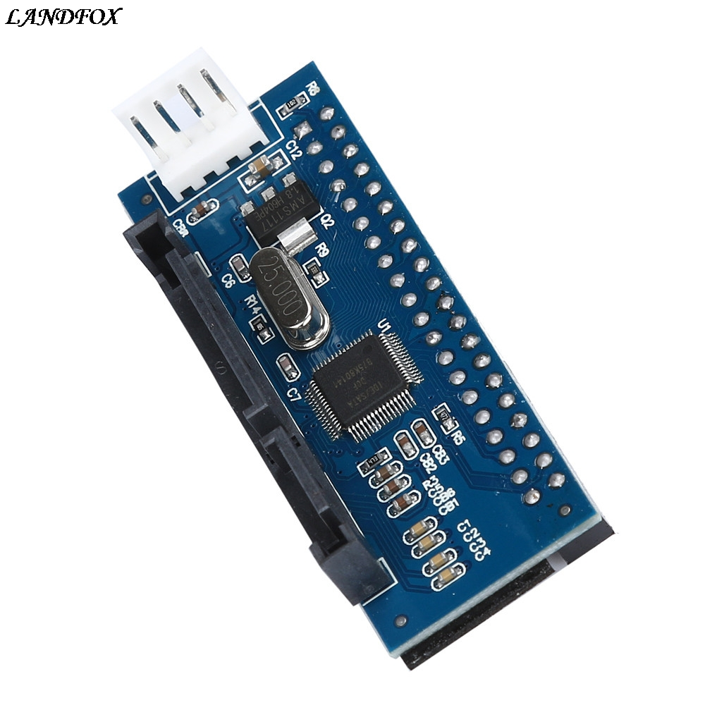 40-Pin IDE Female To SATA 7+15Pin 22-Pin Male adapter PATA TO SATA Card